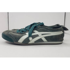 Onitsuka Tiger Suede Leather Sneakers HL-474  7.5